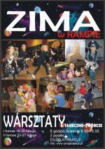 WARSZTATY ZIMOWE / półkolonie 2015